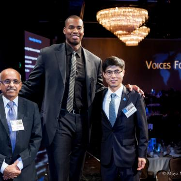 2014 Voices for Justice Dinner