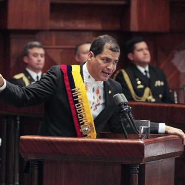 Ecuador: Flawed Constitutional Reform Proposal
