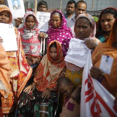 Tackling Sexual Harassment in the Garment Industry