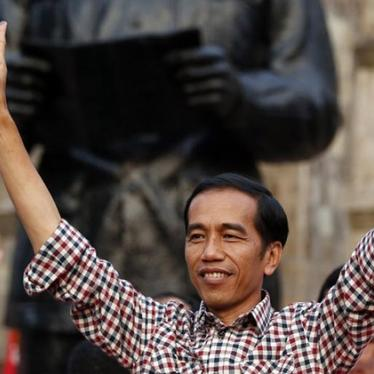 Indonesia/US: Rights Should Top Jokowi-Obama Summit