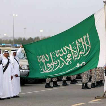 Saudi Arabia: Executions for Drug Crimes