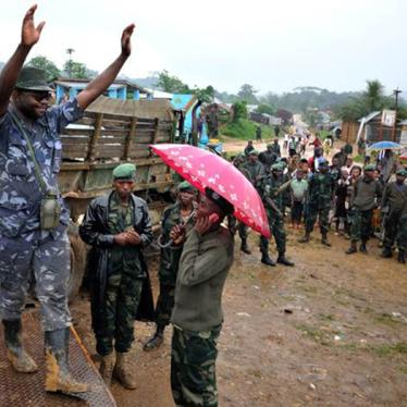 Congolese Warlord Wanted for Mass Rape Surrenders