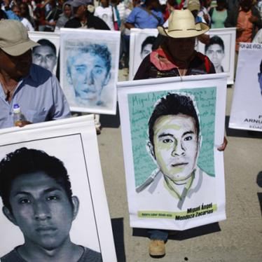 Relatório Mundial 2015: México