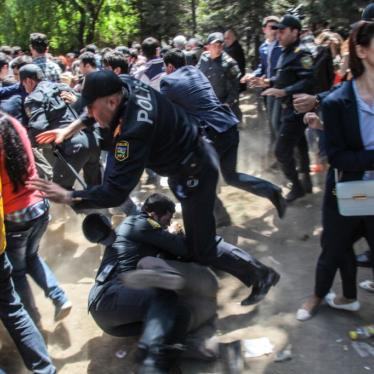 Azerbaijan: New Arrests, Convictions of Critics