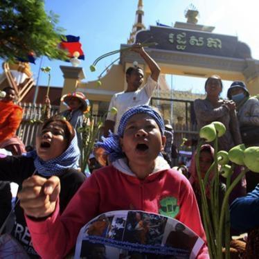 Cambodia's Imaginary Enemies