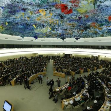 Human Rights Council: With Human Rights under Threat, a Time for Leadership