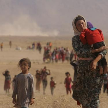 UN Panel Reports on ISIS Crimes on Yezidis