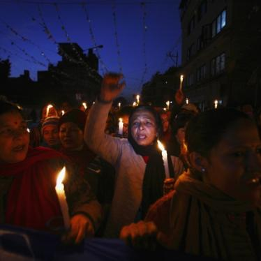 World Report 2014: Nepal