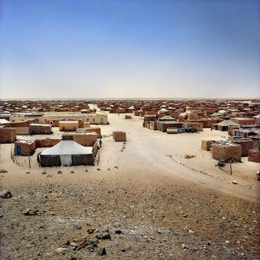 Western Sahara/Algeria: Refugees Face Curbs on Rights