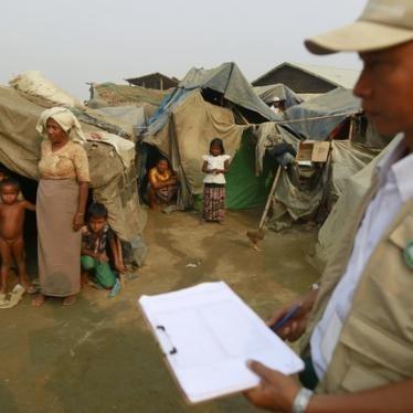 World Report 2015: Burma