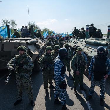 Крим: нехтування правами людини