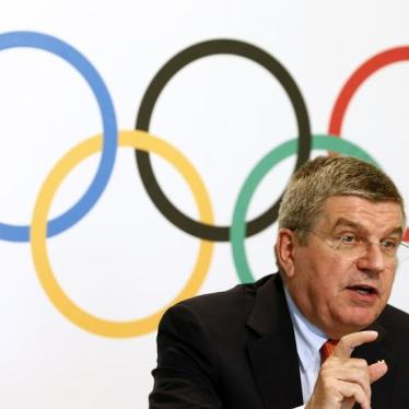 Olympics: Host City Contract Requires Human Rights