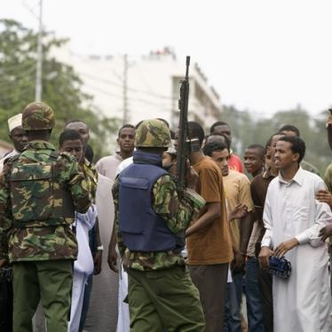 Kenya: Killings, Disappearances by Anti-Terror Police