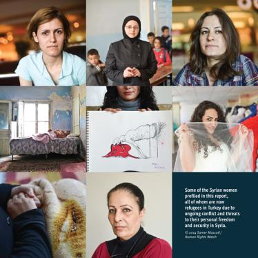 Syria: War's Toll on Women