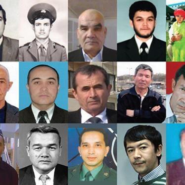 Usbekistan: Regierungskritiker eingesperrt und gefoltert