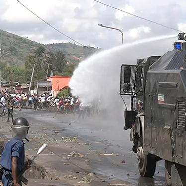 Burundi: Video Highlights Police Abuses
