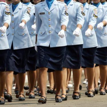 """Indonesia: Fuerzas Armadas imponen """"pruebas de virginidad"""""""