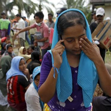 Southeast Asia: Accounts from Rohingya Boat People
