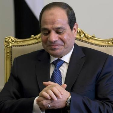 Repression Unbound - Egypt Under Sisi