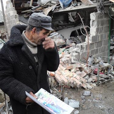 Ukraine: Fragile Ceasefire