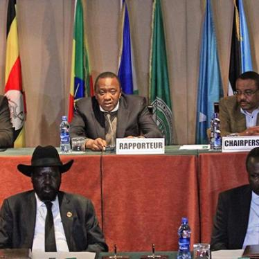 Joint Letter: A Way Forward for the Hybrid Court for South Sudan