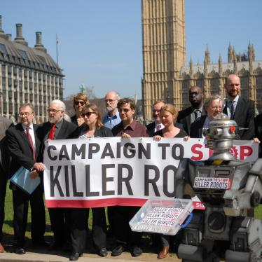 Keep 'Killer Robots' Out of Policing