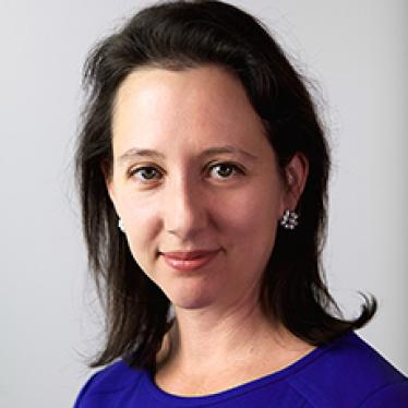 Alison Leal Parker Human Rights Watch