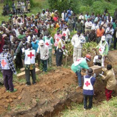 DR Congo: 100,000 Civilians at Risk of Attack