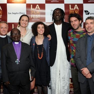 "HRW Co-Hosts Premiere of ""Call Me Kuchu"" in LA Film Festival"