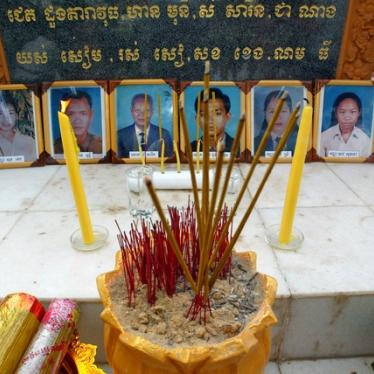 Cambodia: No Justice for Grenade Victims 20 Years On