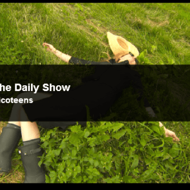 HRW on The Daily Show
