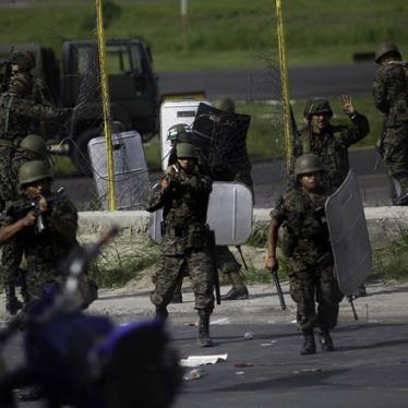 Honduras: Disparos en aeropuerto de Tegucigalpa