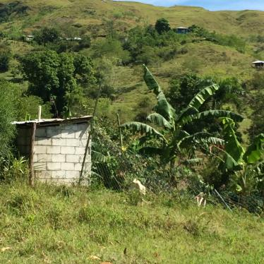 Dispatches: Toilets, Human Rights and Haiti