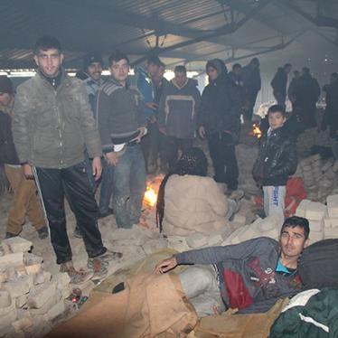 Serbien: Polizei misshandelt Migranten und Asylsuchende