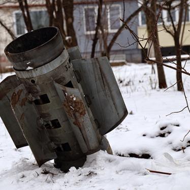 Украина: Число жертв кассетных обстрелов продолжает нарастать