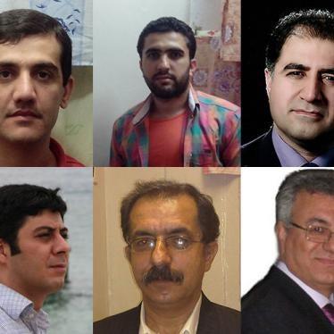 Iran: Dozens Unlawfully Held in City's Prisons