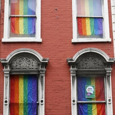 أيرلندا- المساواة في الزواج تؤكد مشاركة الجميع