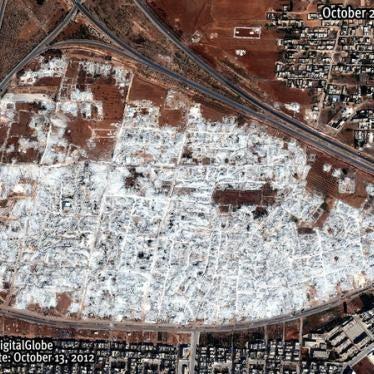 سوريا ـ هدم آلاف المنازل دون وجه حق