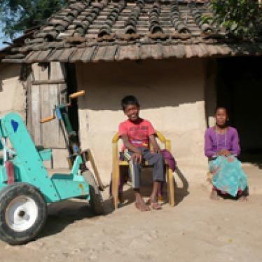 Nepal: Recht auf Bildung für Kinder mit Behinderungen