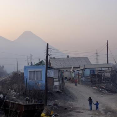 קוסובו: בני הרומה נפגעים מעופרת