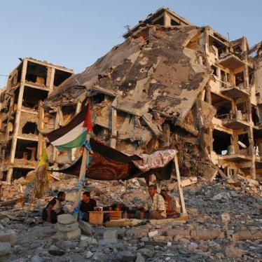Gaza Killings, Unabated Settlement Activity Underscore Need for International Accountability, Action