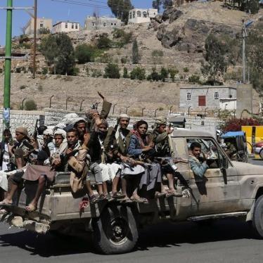 Rapport mondial 2015 : Yémen