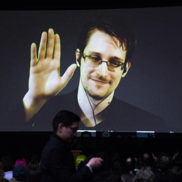 House Intelligence Committee Report on Snowden Unsupported