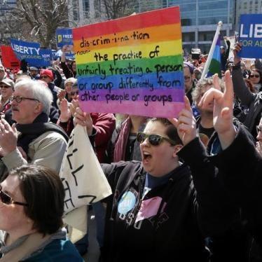 人権ウォッチ:米インディアナ州で「差別する自由」?
