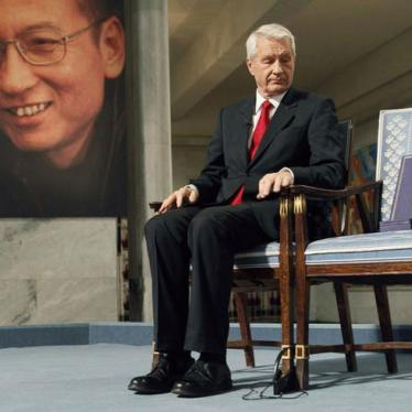 China Finally Releases Liu Xiaobo: HRW Daily Brief