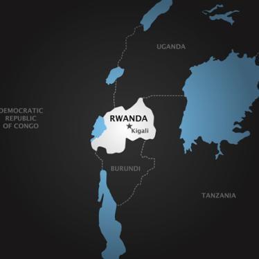 Arrest of Rwanda Intelligence Chief