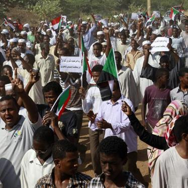 Sudan: Indiscriminate Bombing, Police Abuses