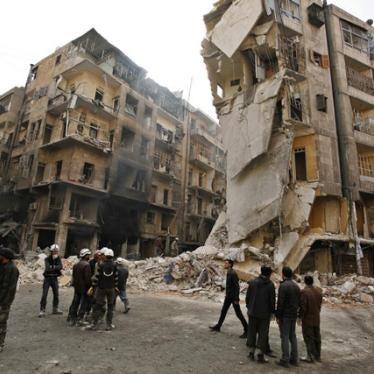 Relatório Mundial 2014: Síria