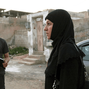 Compelling Documentary E-Team, chronicles the Human Rights Watch Emergencies Team