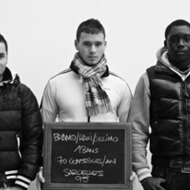 France : Contrôles d'identité abusifs